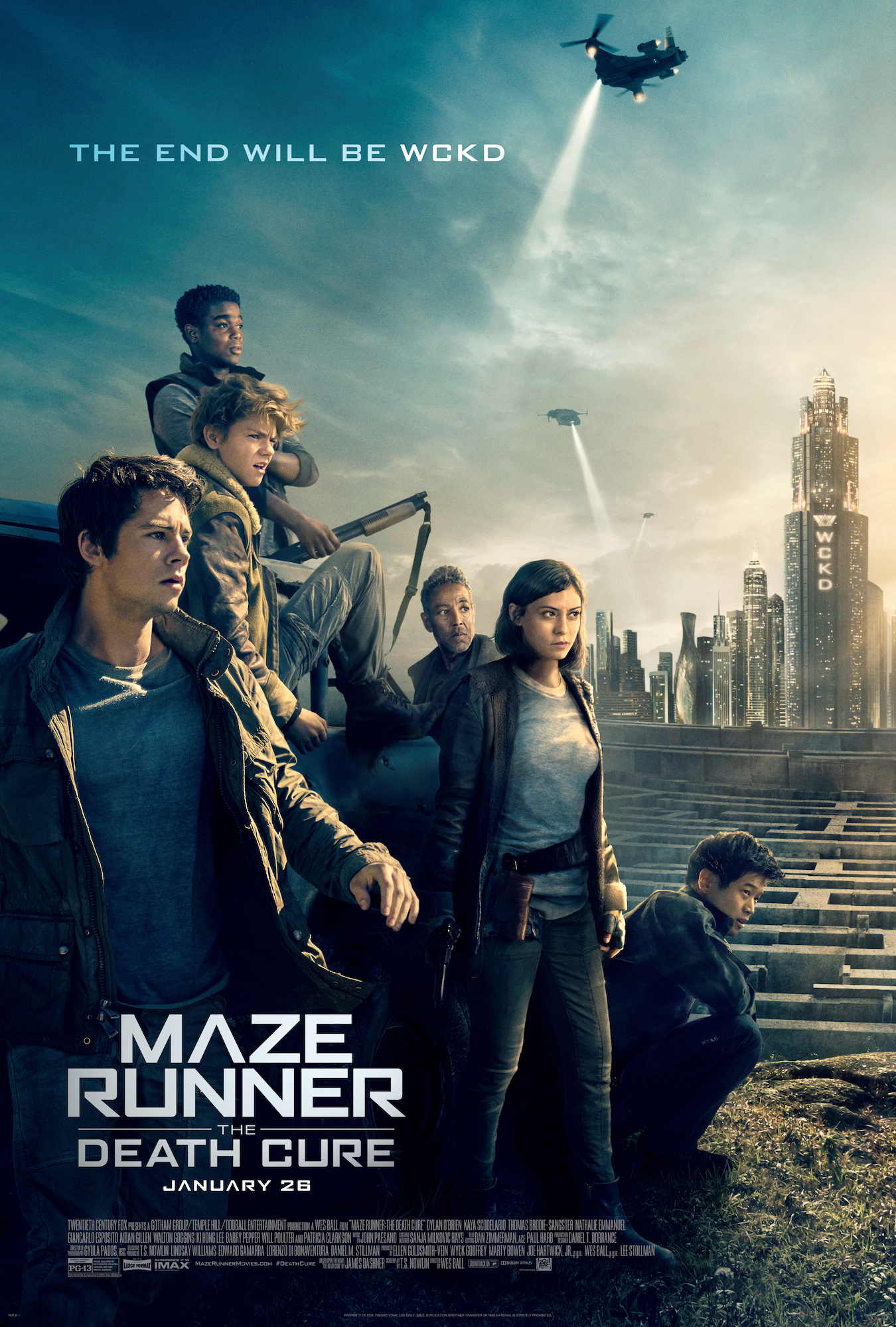 Maze Runner: The Death Cure Spoiler Free Movie Review