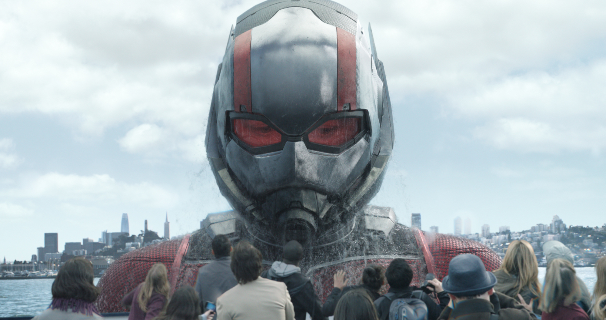 movie still from Ant Man and The Wasp