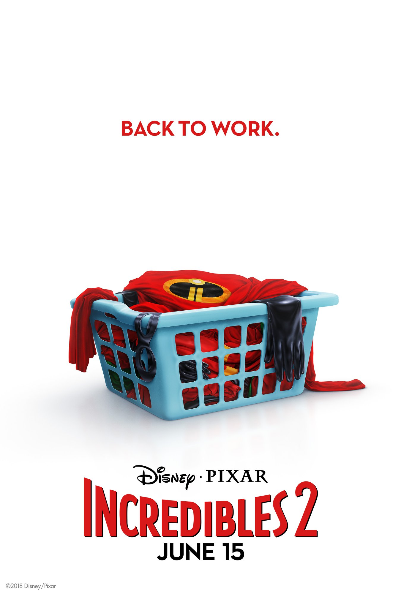 Incredibles 2 Pixar Film