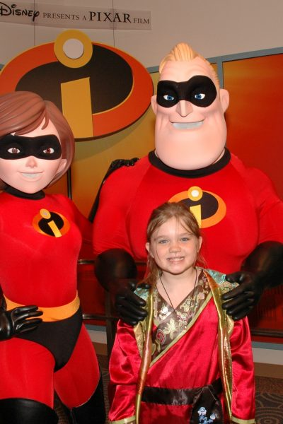 I'm headed to Pixar Animation Studios for the Incredibles 2 Event