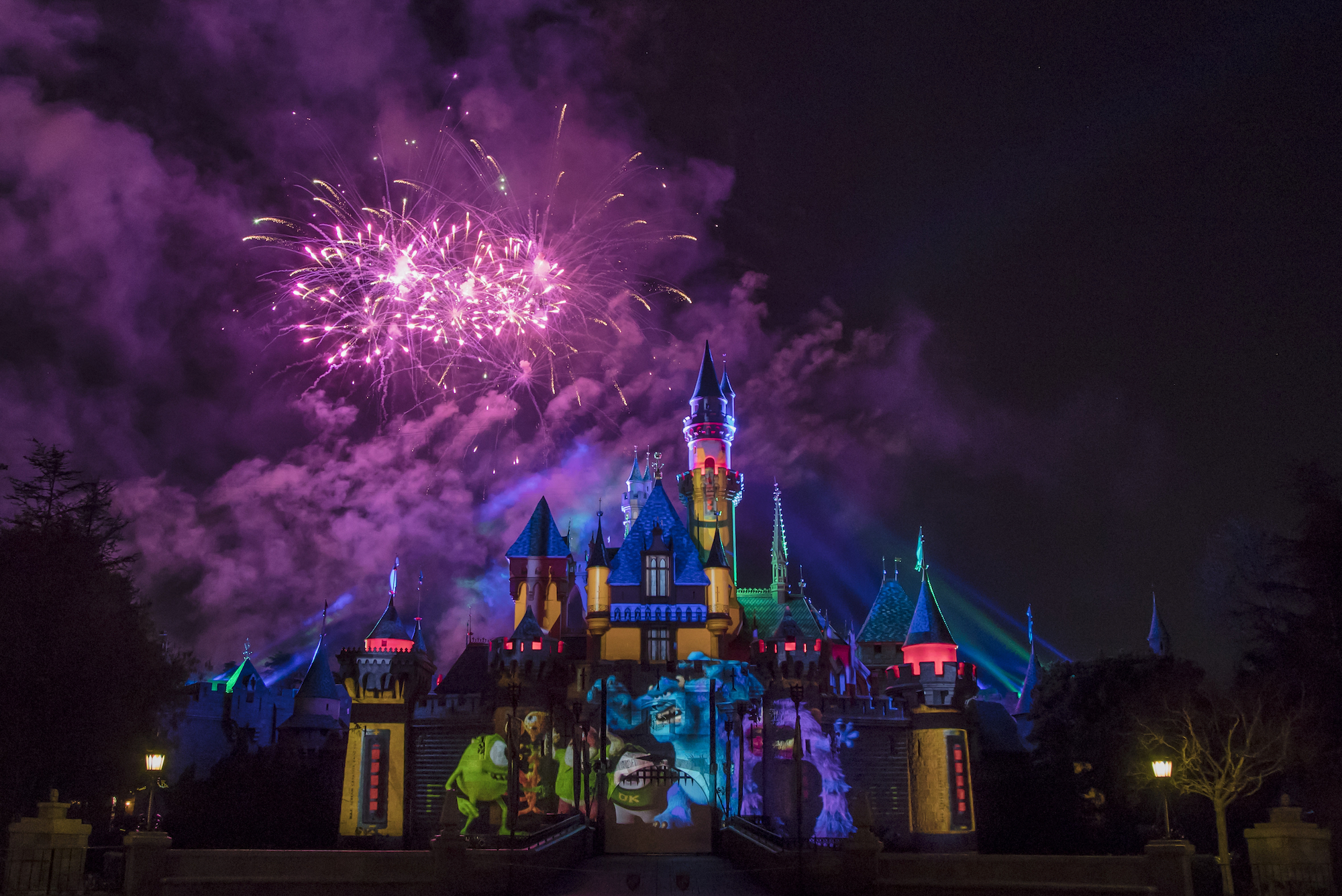 Together Forever - A Pixar Nighttime Spectacular