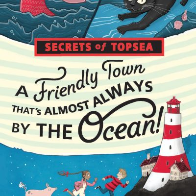 Planning of Children's Book Secrets of TOPSEA with Authors Kir Fox & M. Shelley Coats