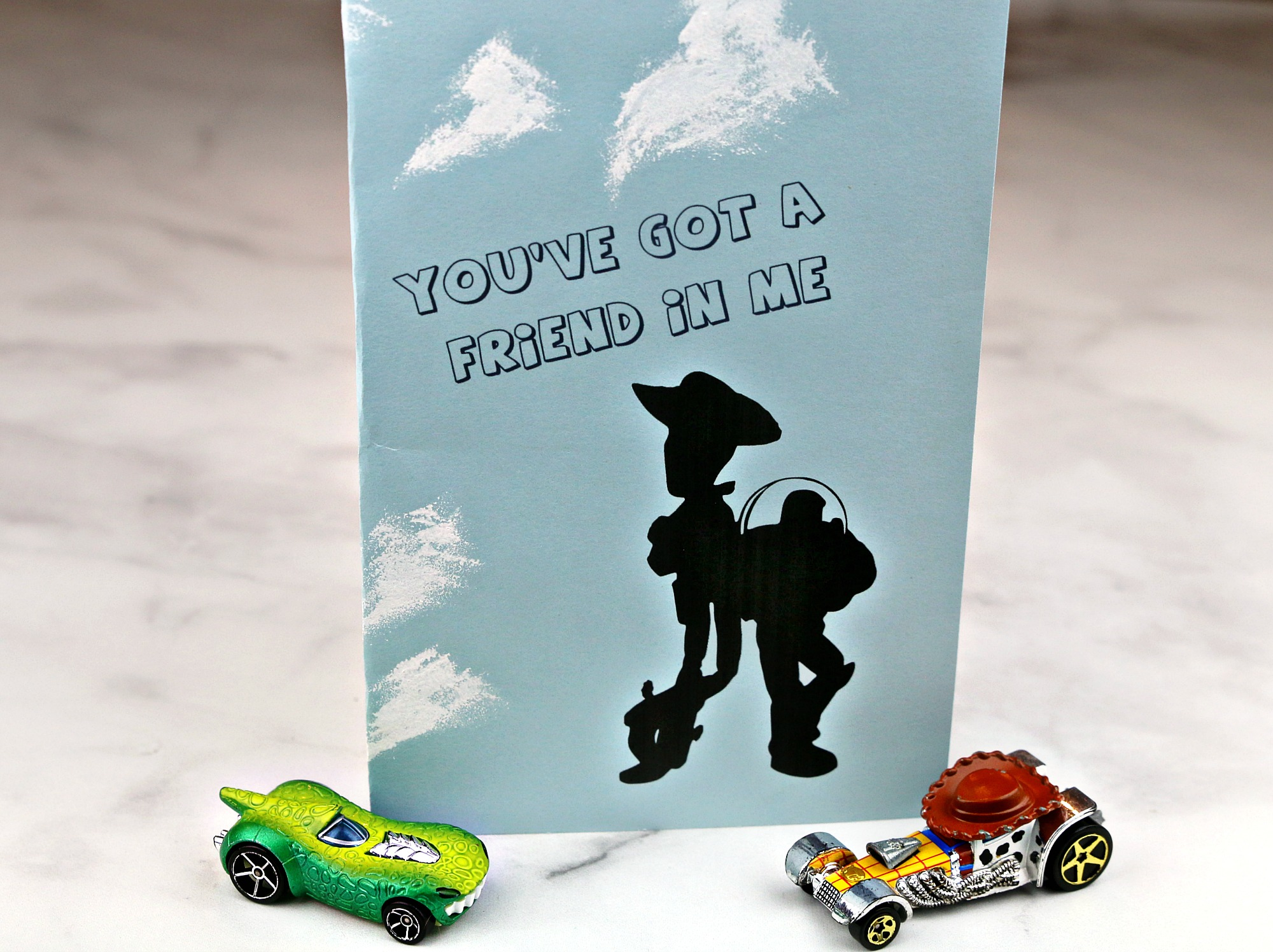 DIY Toy Story Craft