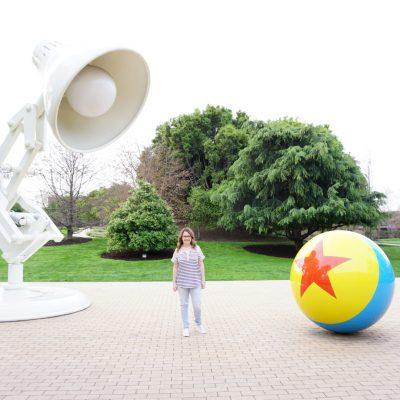 Incredible Tour of Pixar Animation Studios