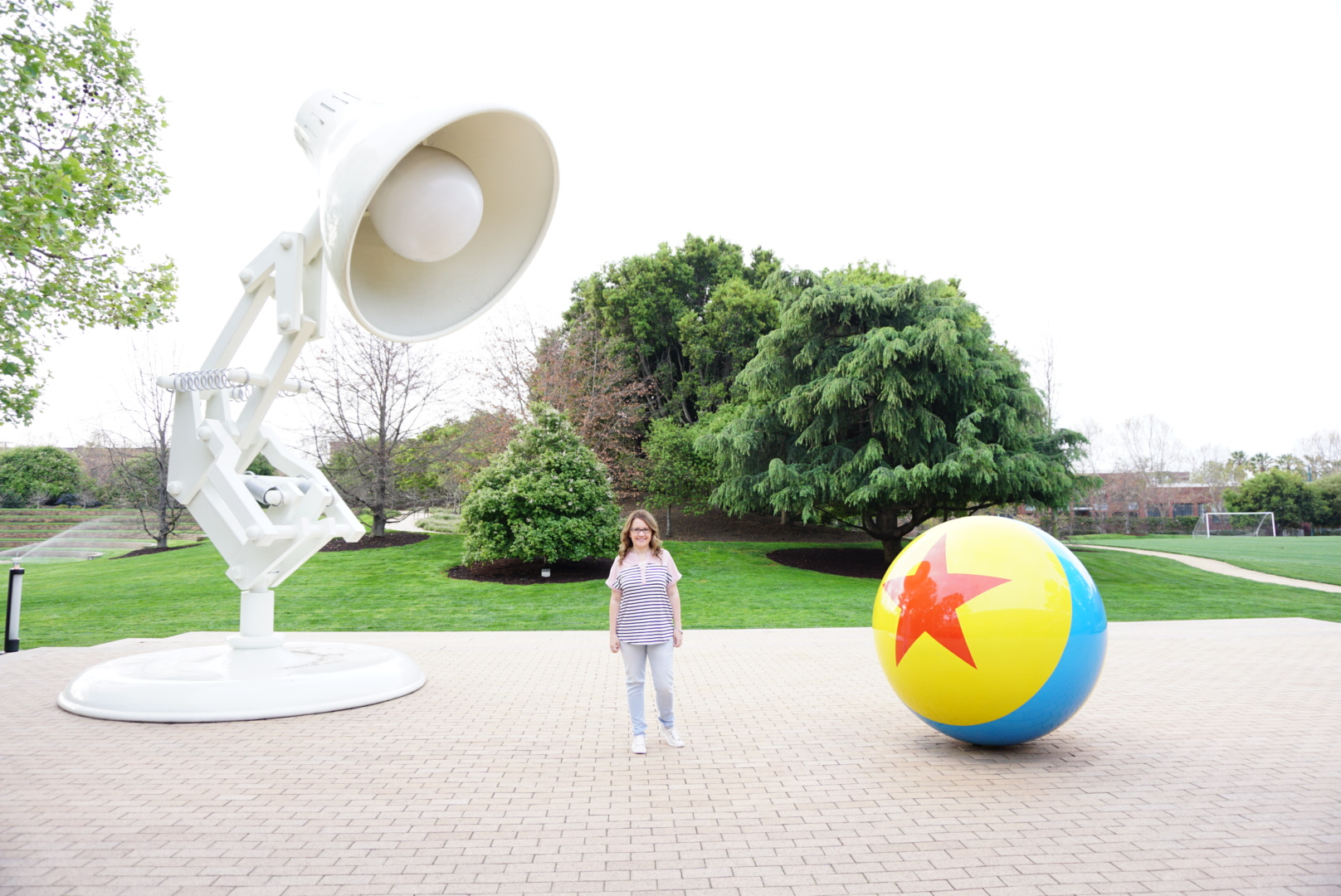 First Visit to Pixar Animation Studios