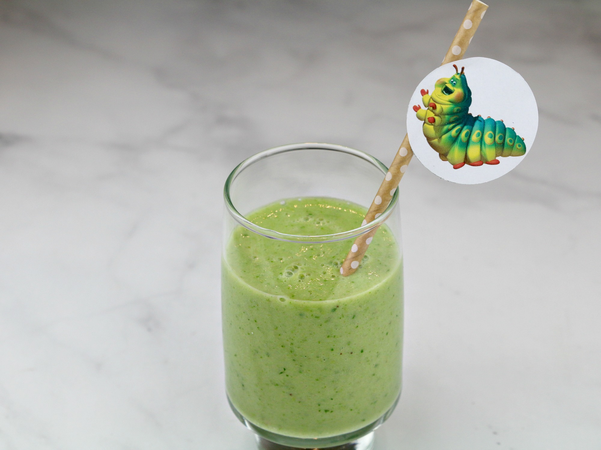bug's food green smoothie