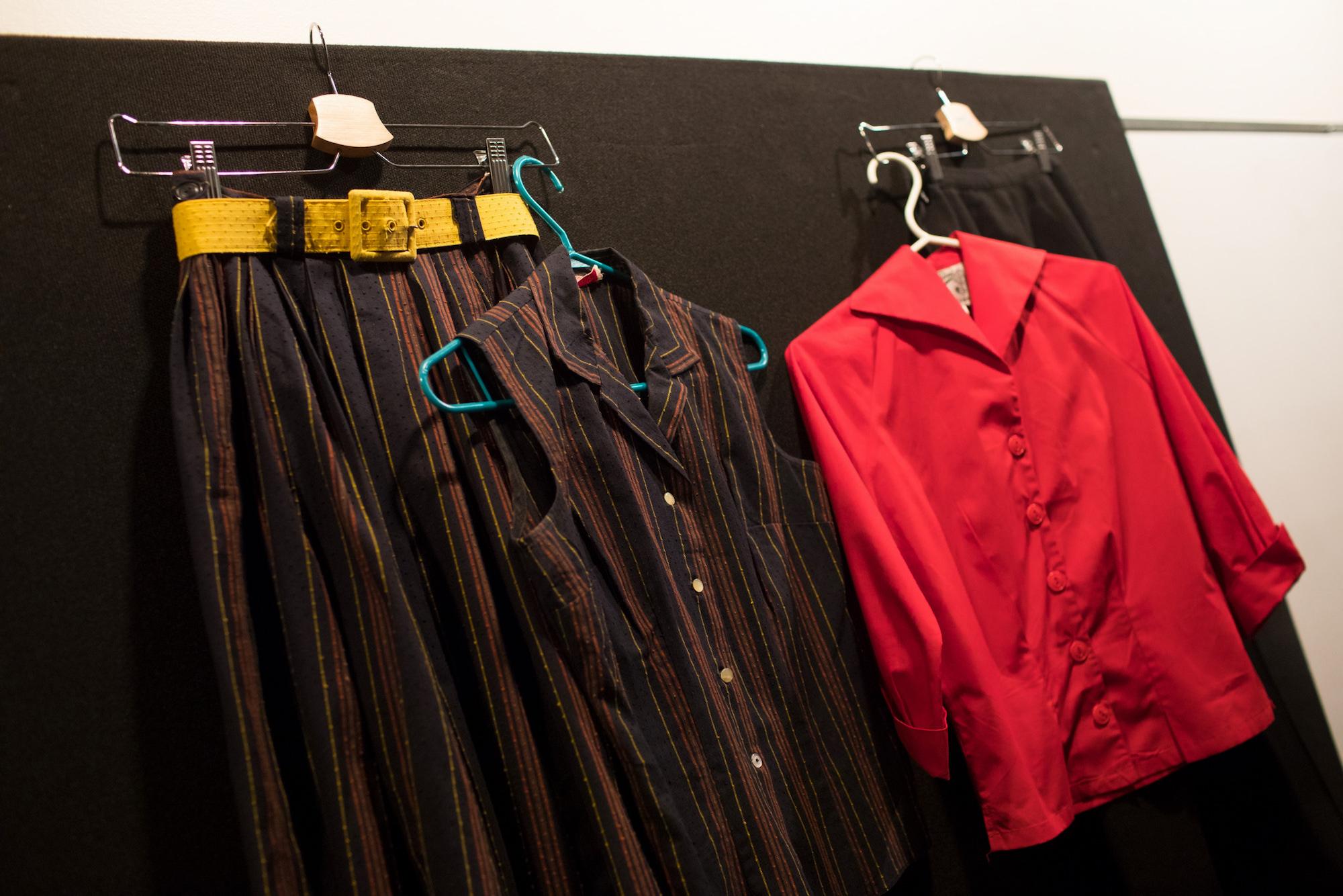 Deanna Marsigliese's clothes (Photo by Deborah Coleman / Pixar)