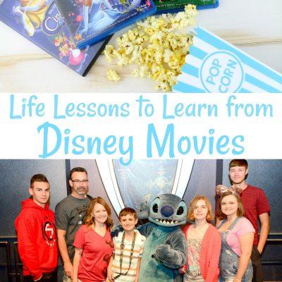Life Lessons Disney Movies Teach You