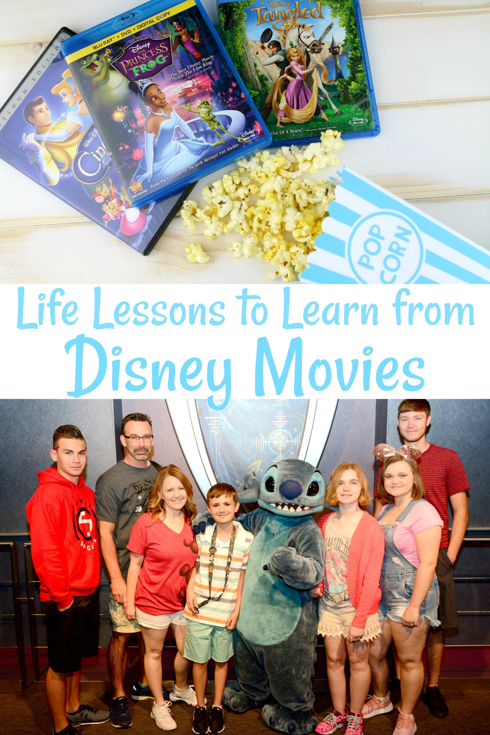 Disney Movie Life Lessons