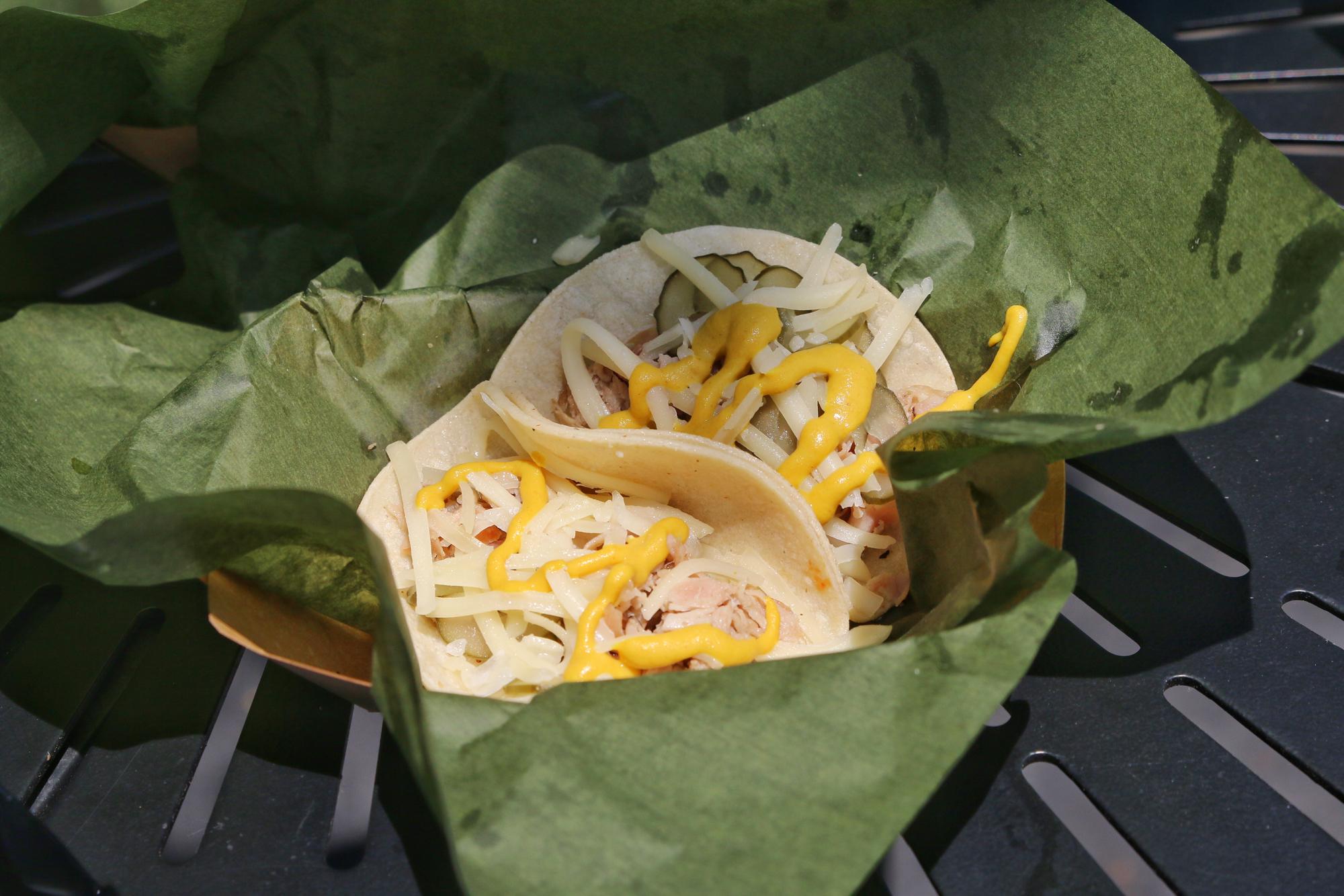 Cuban Style Tacos