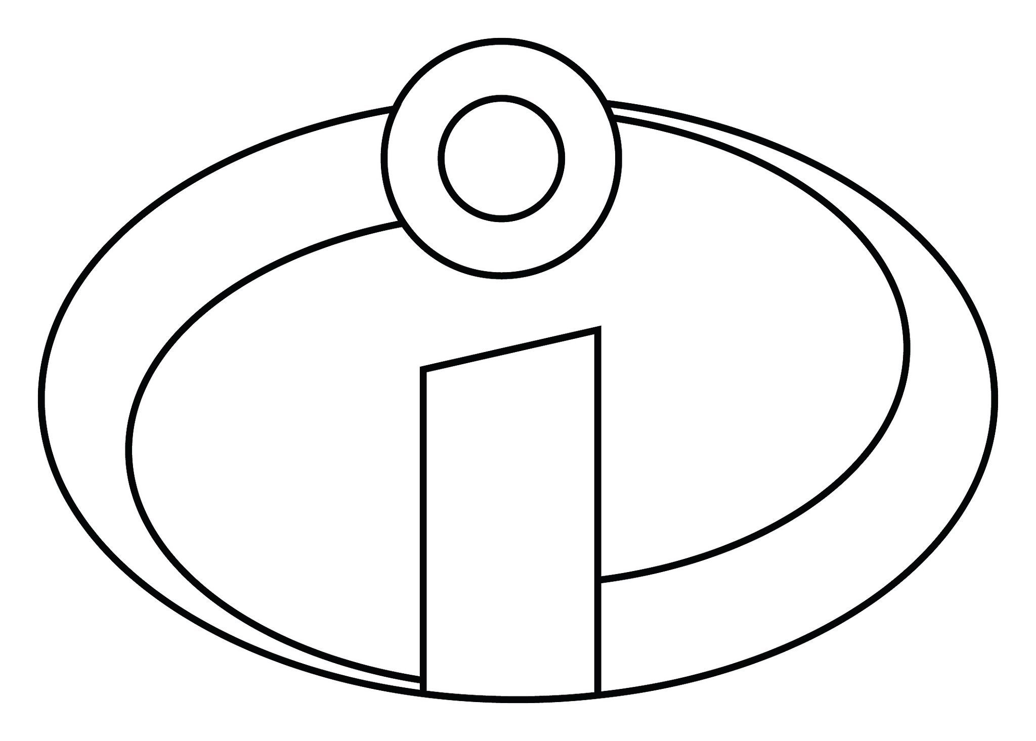 Incredibles Logo