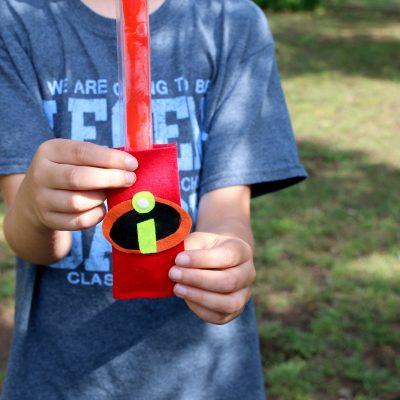 Disney Pixar Incredibles Popsicle Holder – #Incredibles2Event