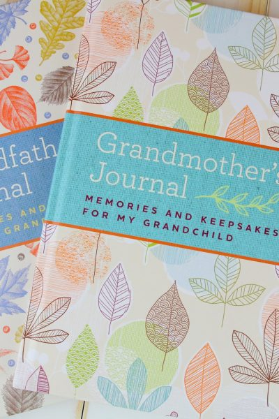Preserve Memories with Grandparent Journals + Logitech Webcam Giveaway