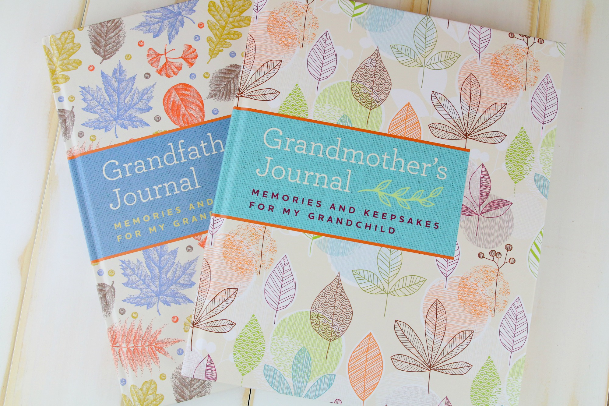 grandparent journals