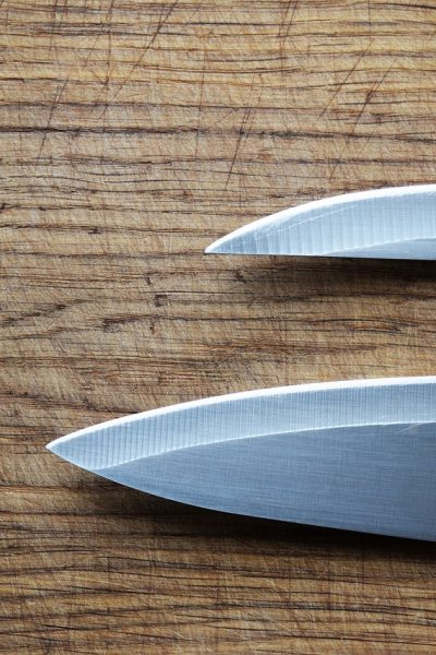 What Are All the Kitchen Knives For? Knives Types and Uses