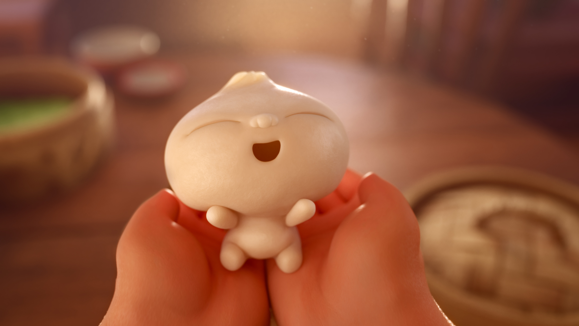 BAO in Disney Pixar Short
