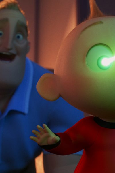 Baby Jack Jack Steals the Show in Incredibles 2 – #Incredibles2Event