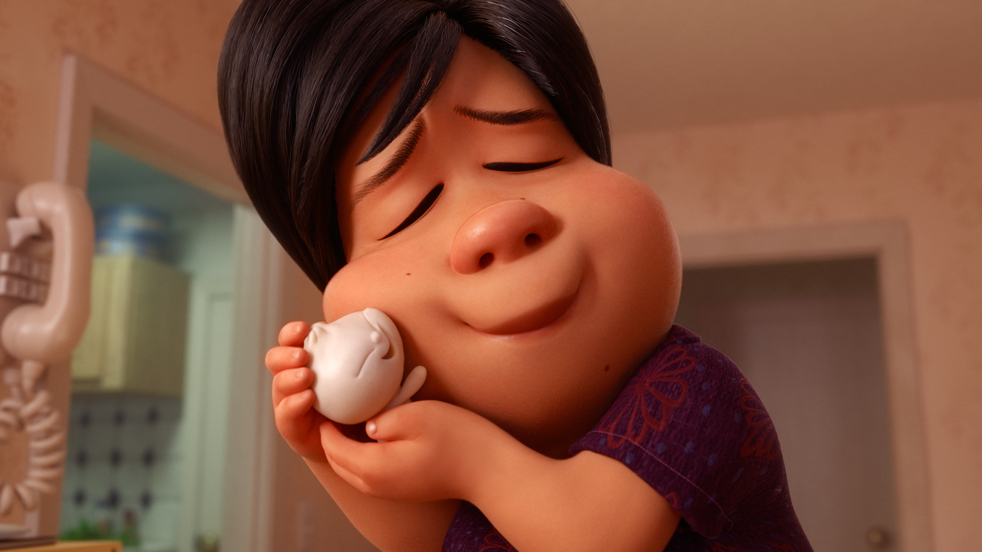 Disney Pixar Short Bao mom