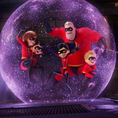 Make it an Incredible Movie Night at Home – Incredibles 2 on Bluray + Digital HD