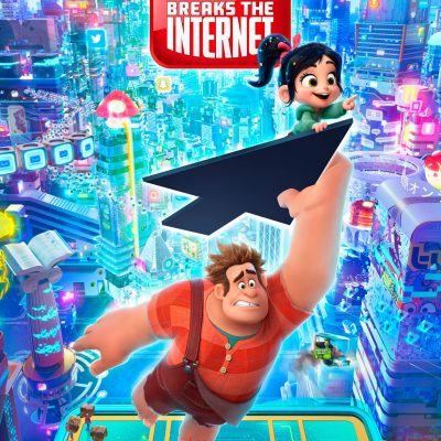 Wreck-It Ralph: Ralph Breaks The Internet on Digital HD + Bluray