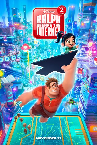 Wreck-It Ralph 2 movie poster