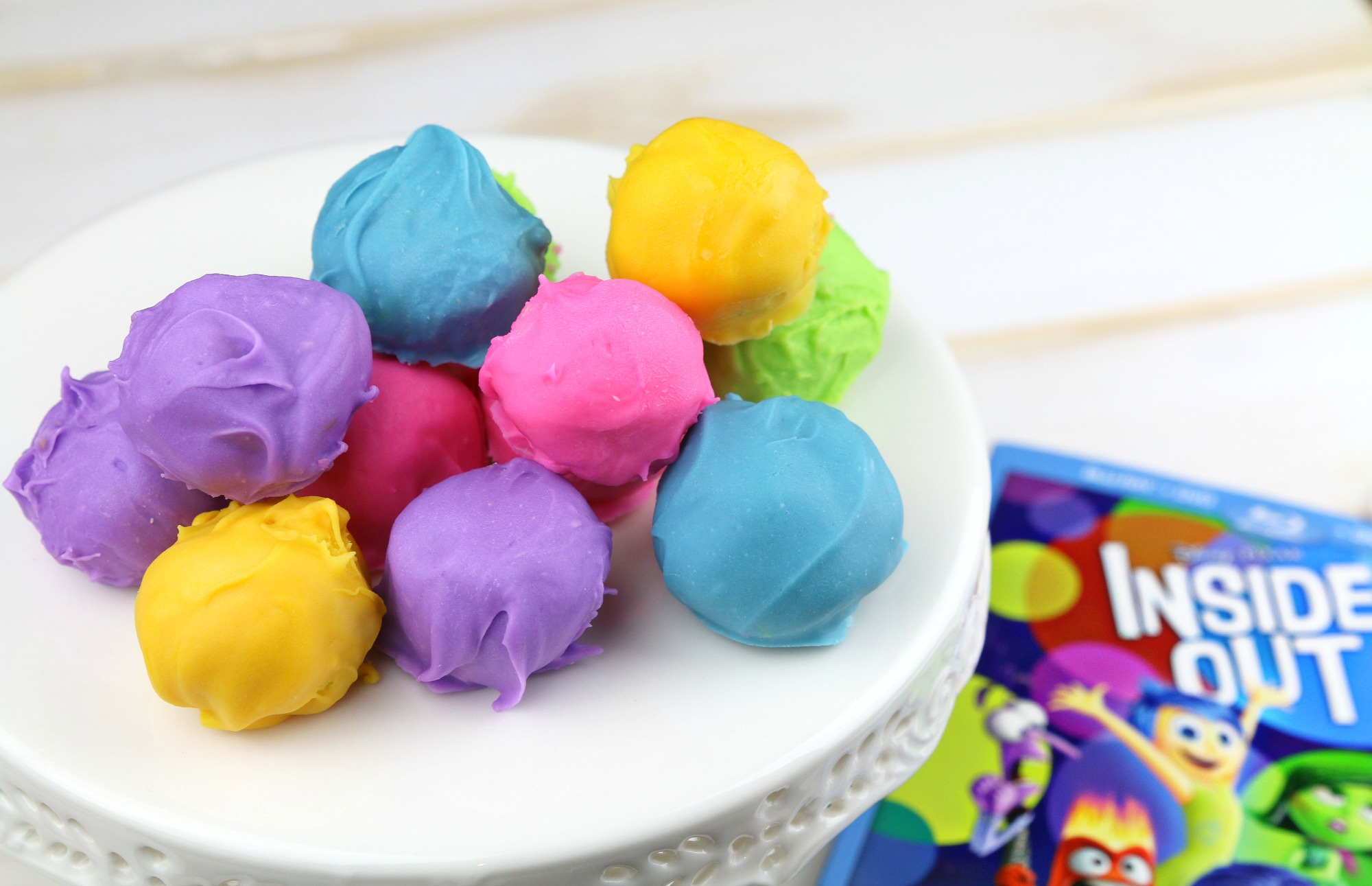 Disney Pixar Inside Out Truffles