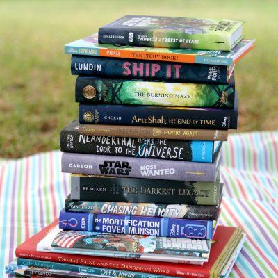 Disney Hyperion Summer Reading List