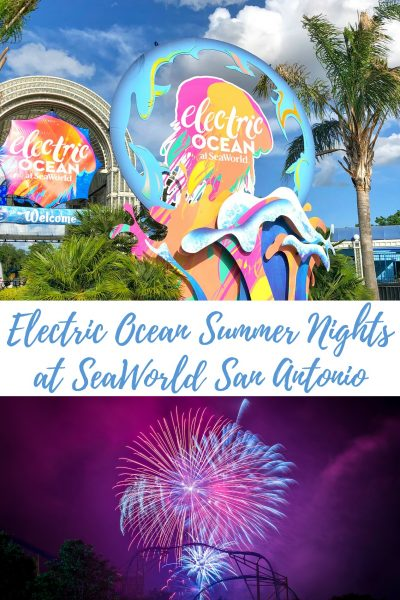 Summer Nights Come to Life During Electric Ocean at SeaWorld