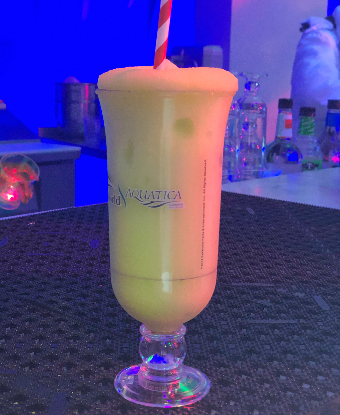 SeaWorld Chill Out Specialty Drink