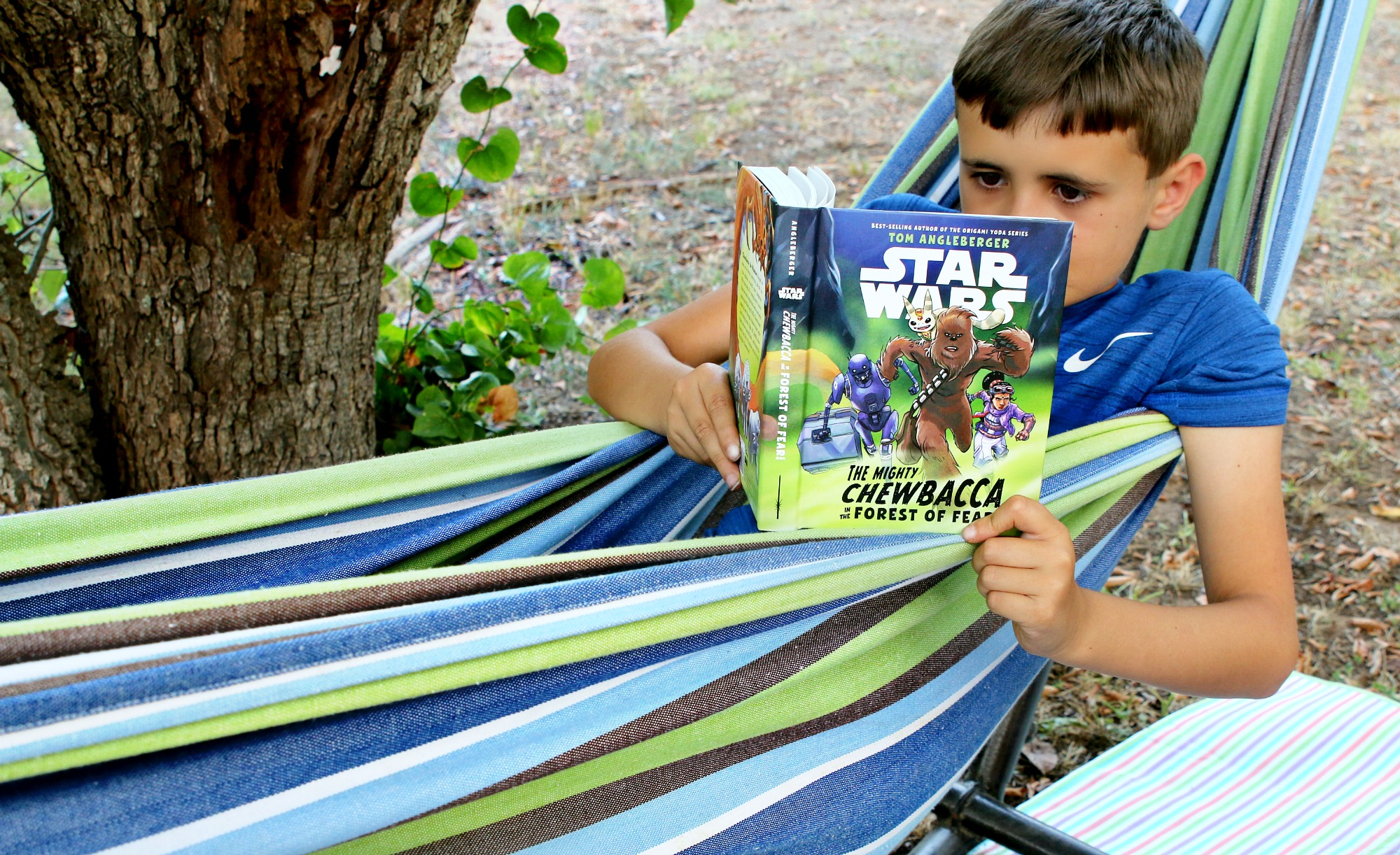 Star Wars Chapter Book for Kids
