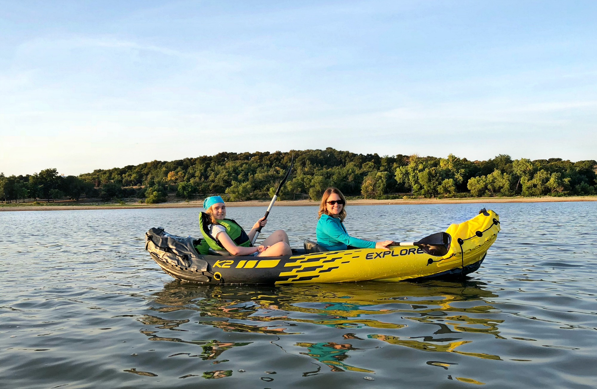 two person kayak