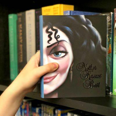 Disney Villains Book – Mother Knows Best