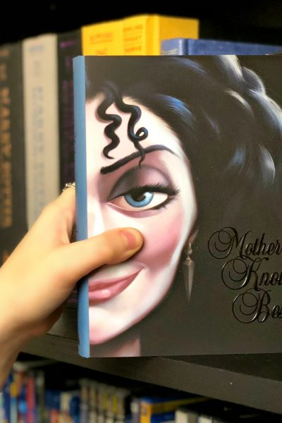 Disney Villains Book – Mother Knows Best