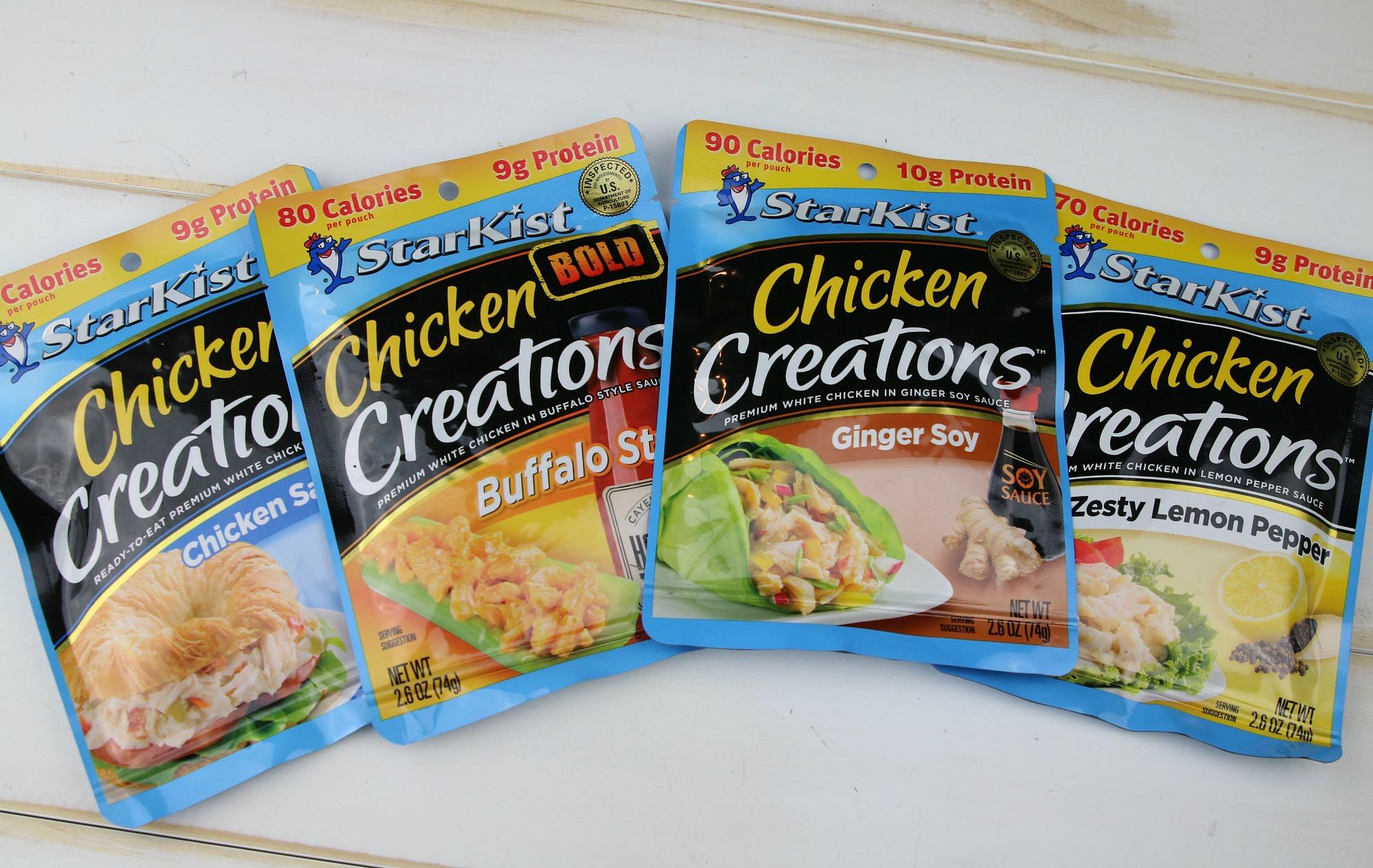 StarKist Chicken Creations