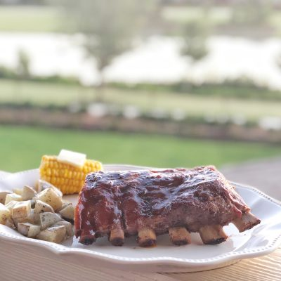 bbq ribs dry rub recipe