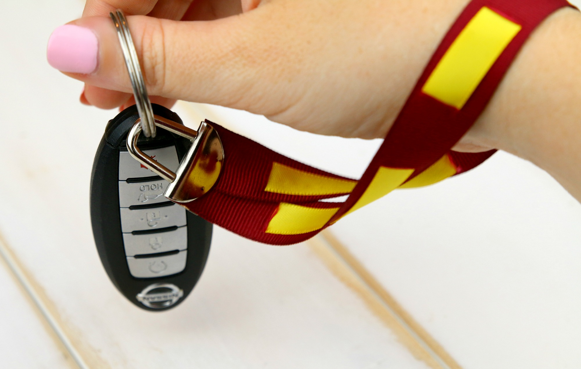 DIY Harry Potter Key Fob