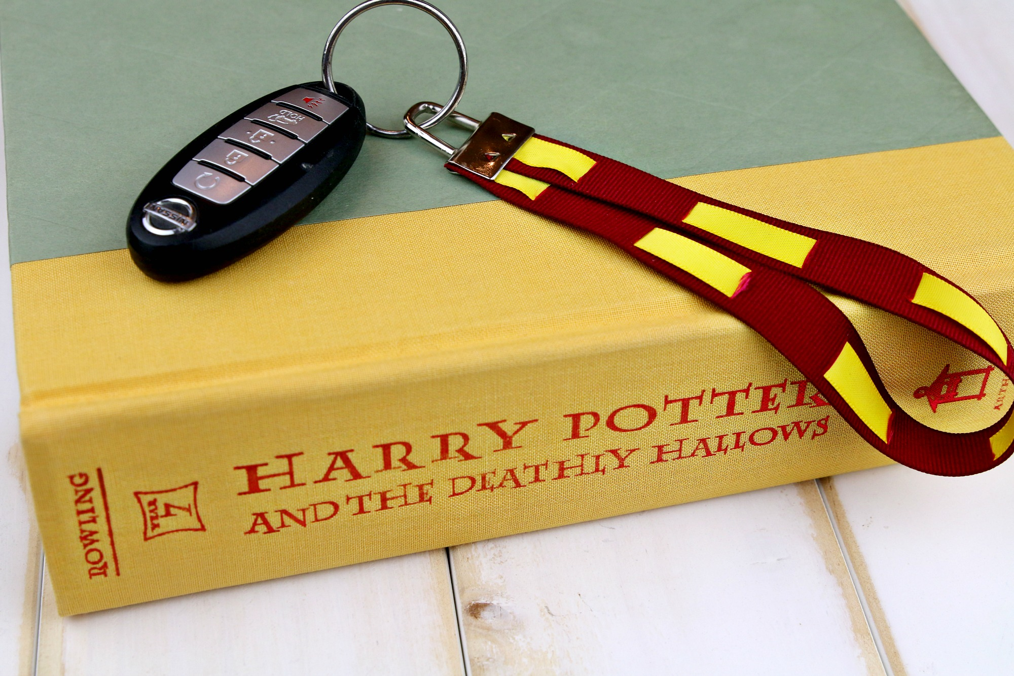 DIY Harry Potter Keychain
