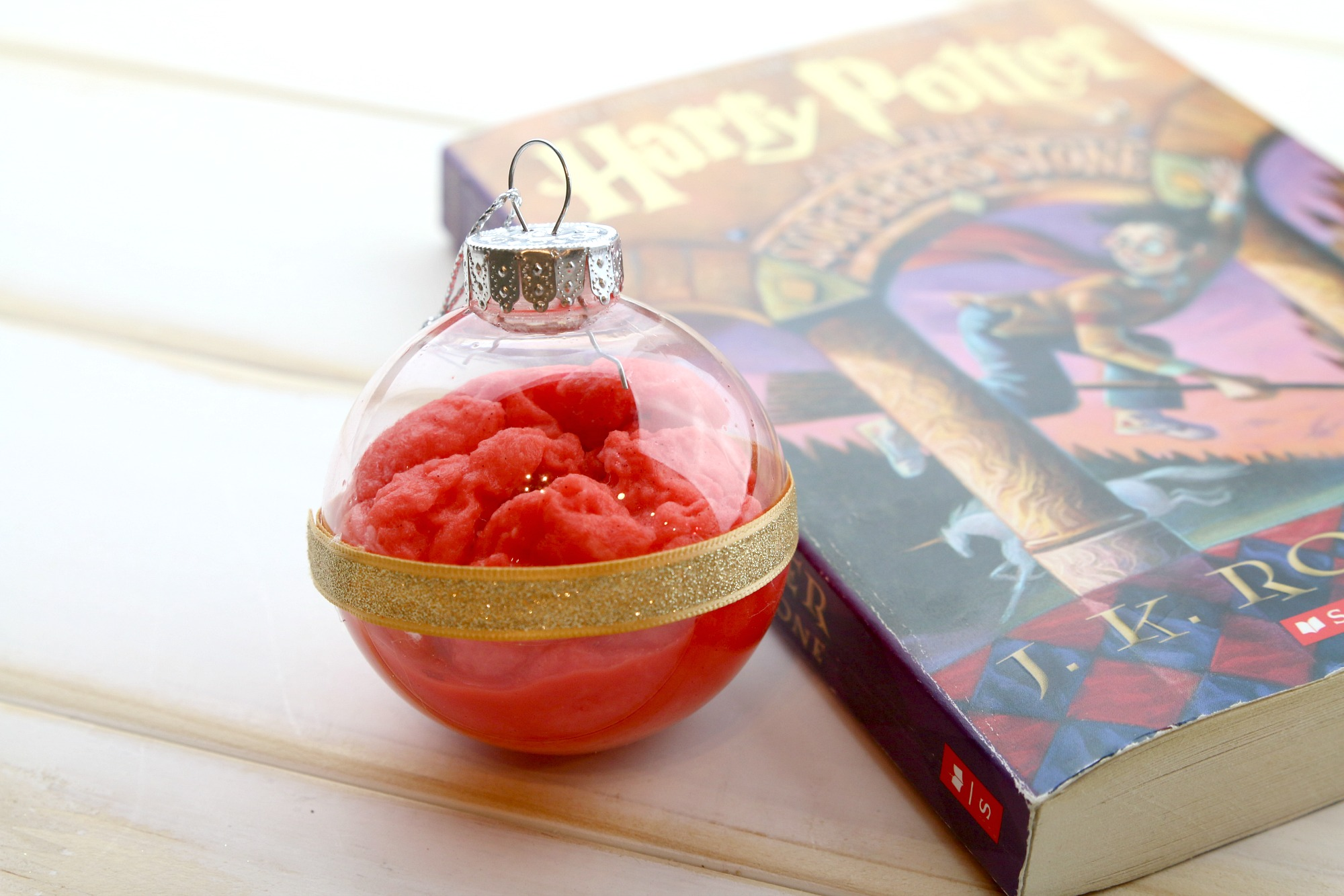 DIY Harry Potter Remembrall Craft