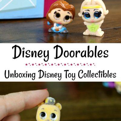 Disney Doorables Unboxing – Disney Collectible Toys