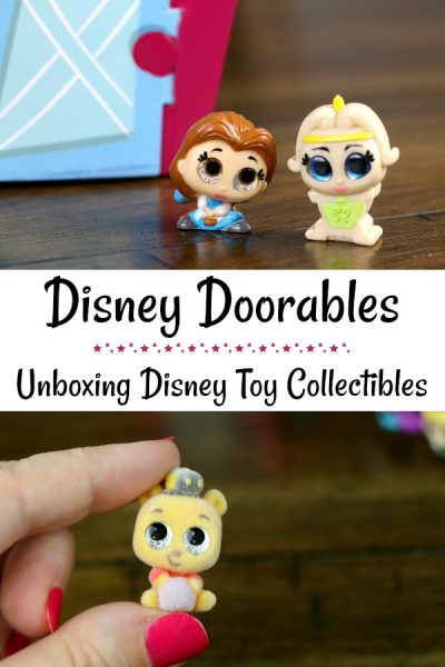 Disney Doorables Unboxing – Disney Collectible Toys