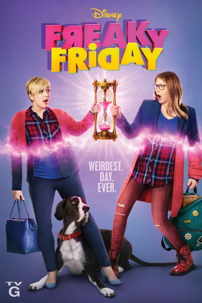 Disney Freaky Friday DVD
