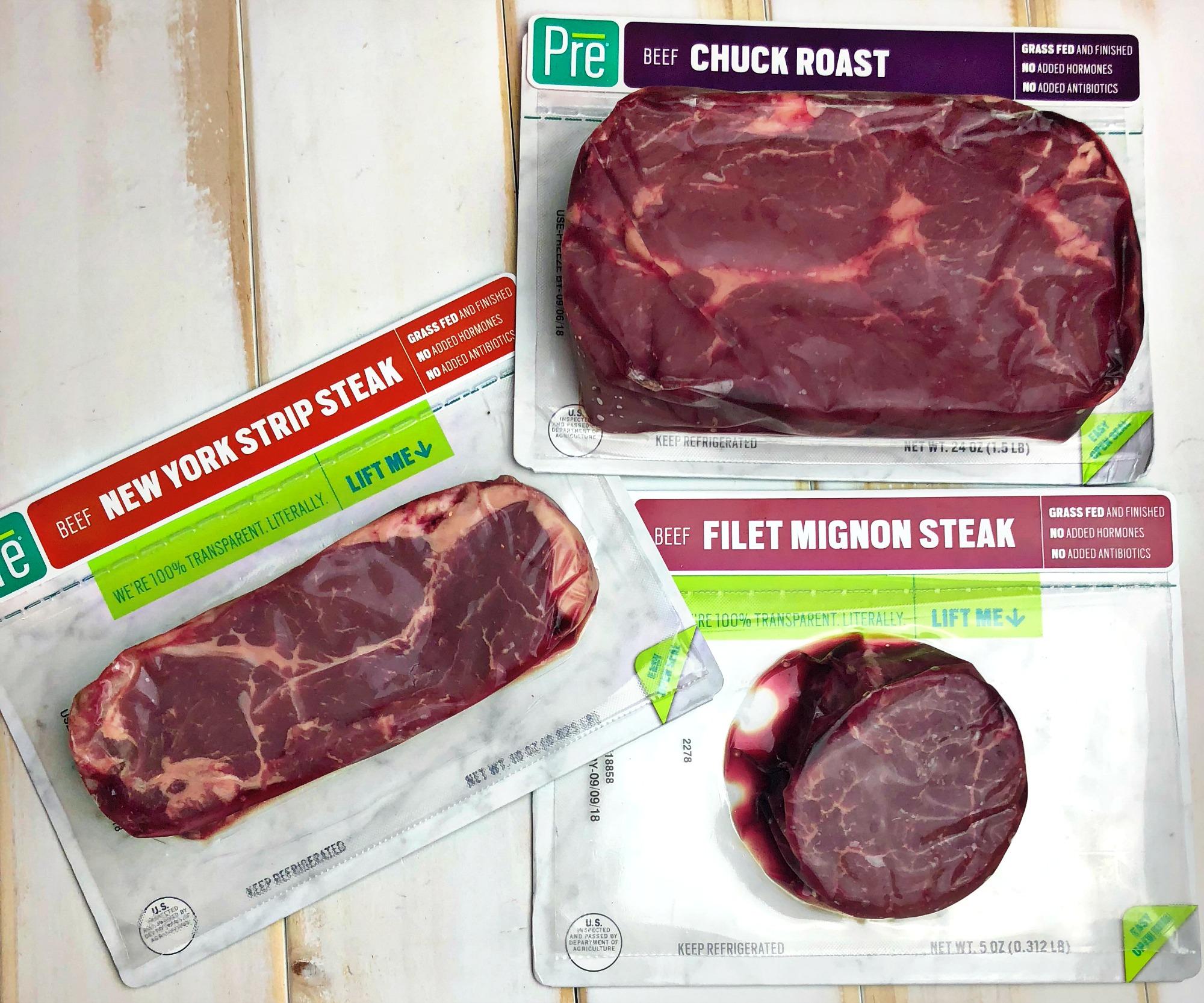 Pre Steaks