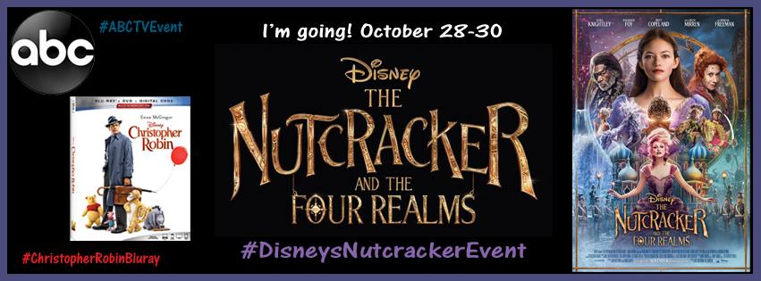 #DisneysNutcrackerEvent