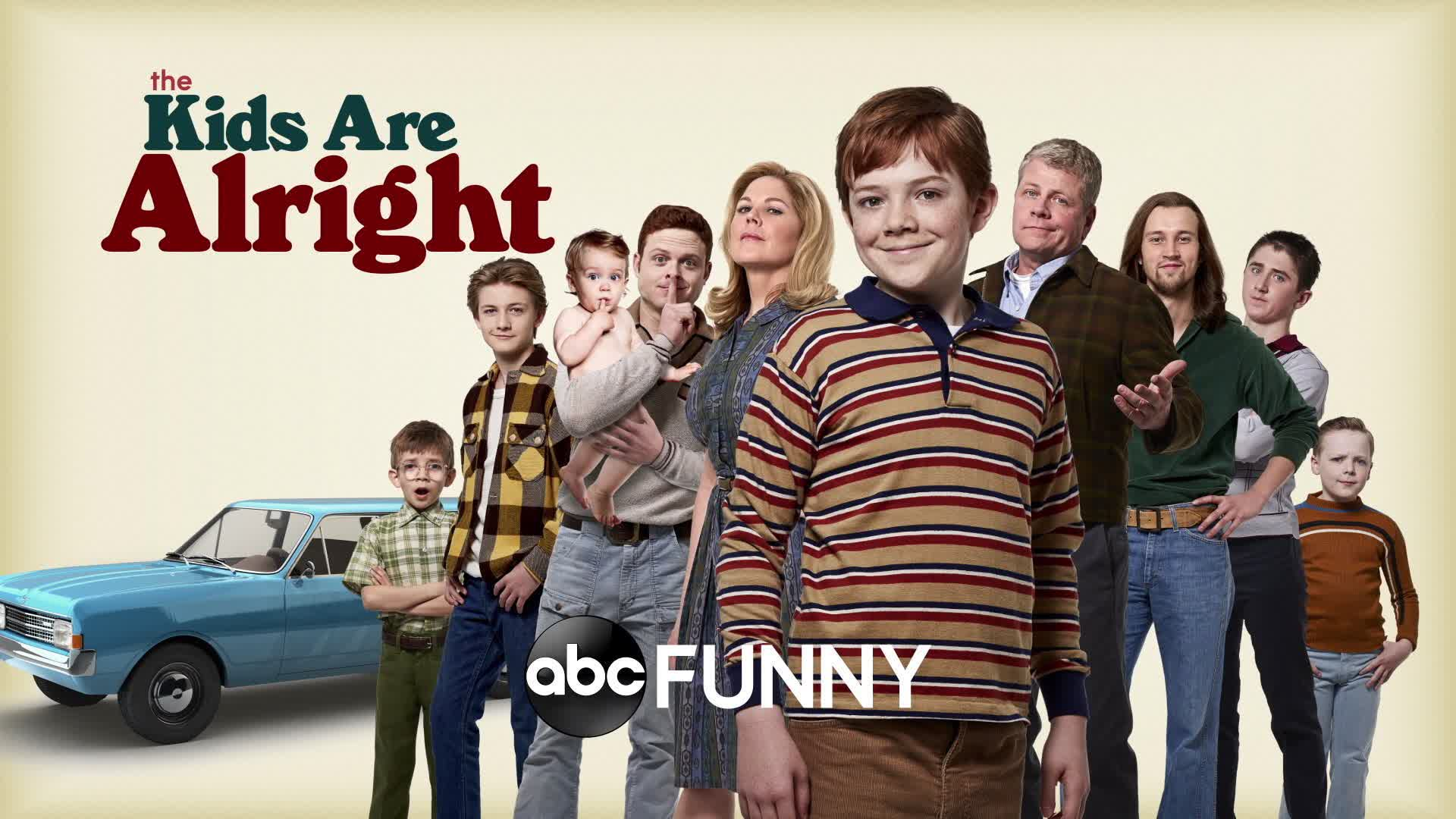 The Kids Are Alright - ABC TV