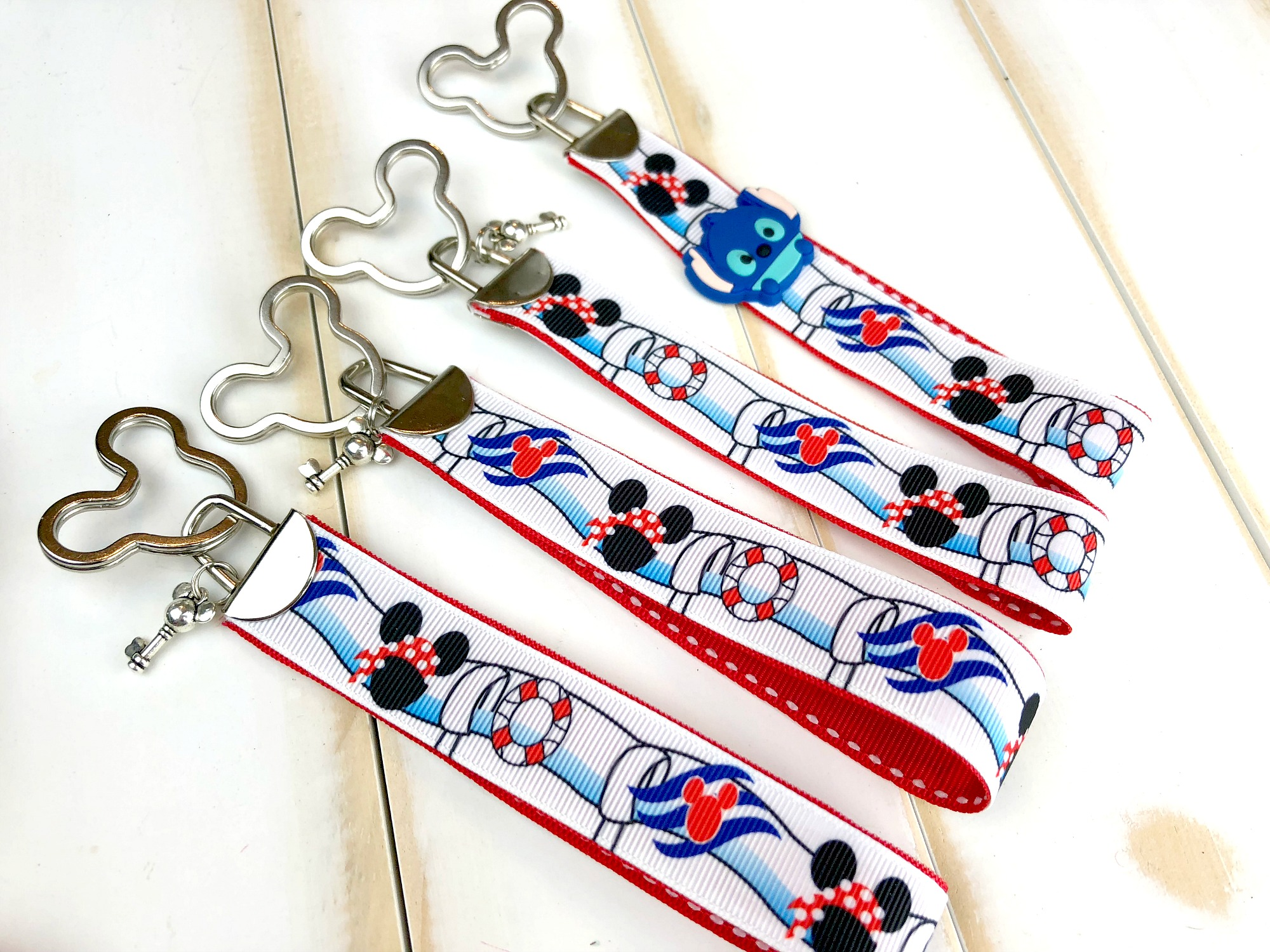 DIY Disney Cruise Key Fob