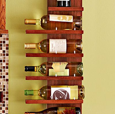 3 DIY Wine Racks for Woodworkers to Try
