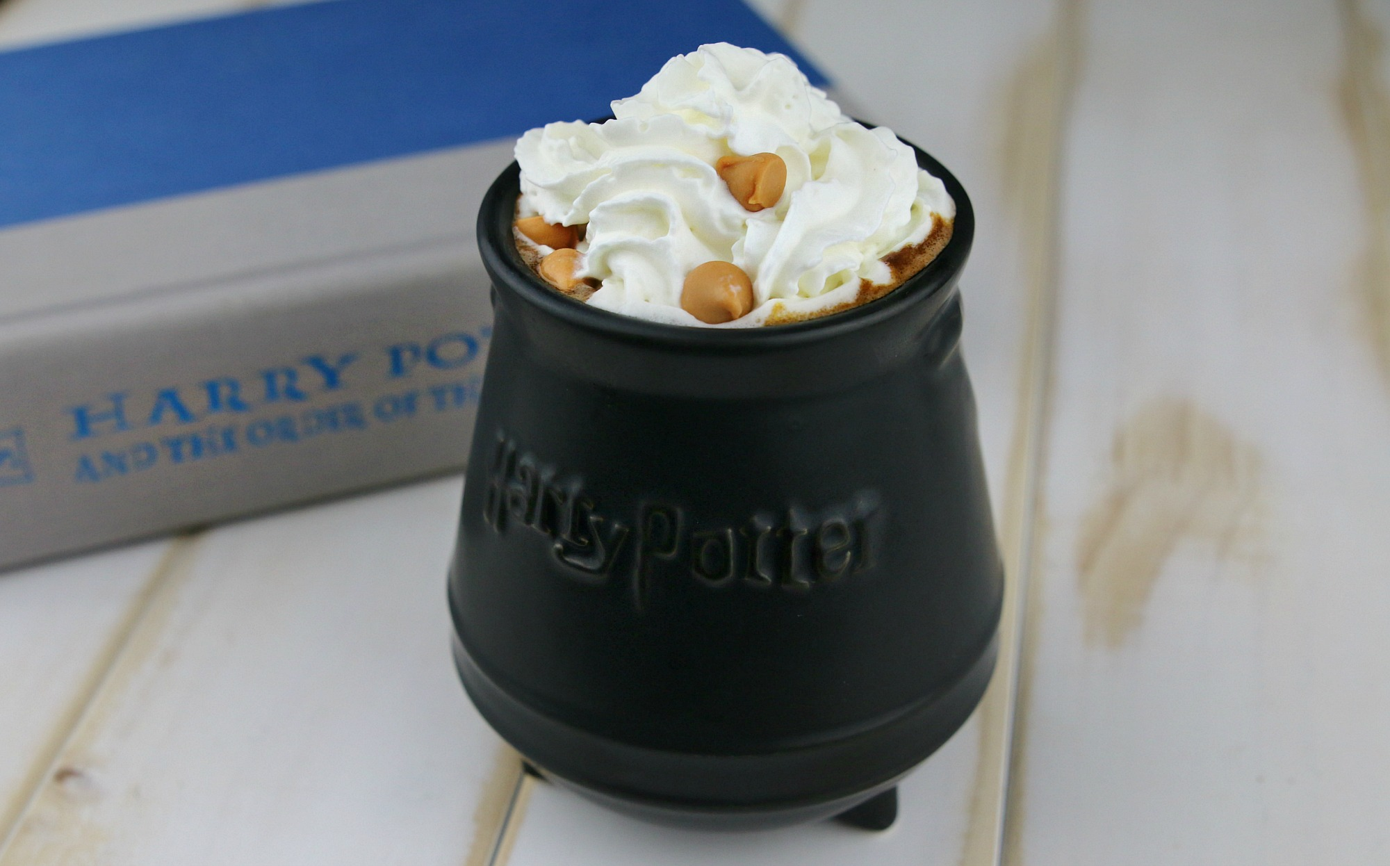 Harry Potter Butterbeer Hot Cocoa