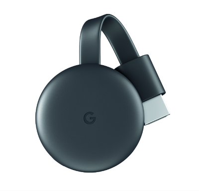Introducing the Google Chromecast Streaming Media Player