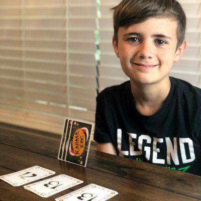 Karma King – New Family Card Game