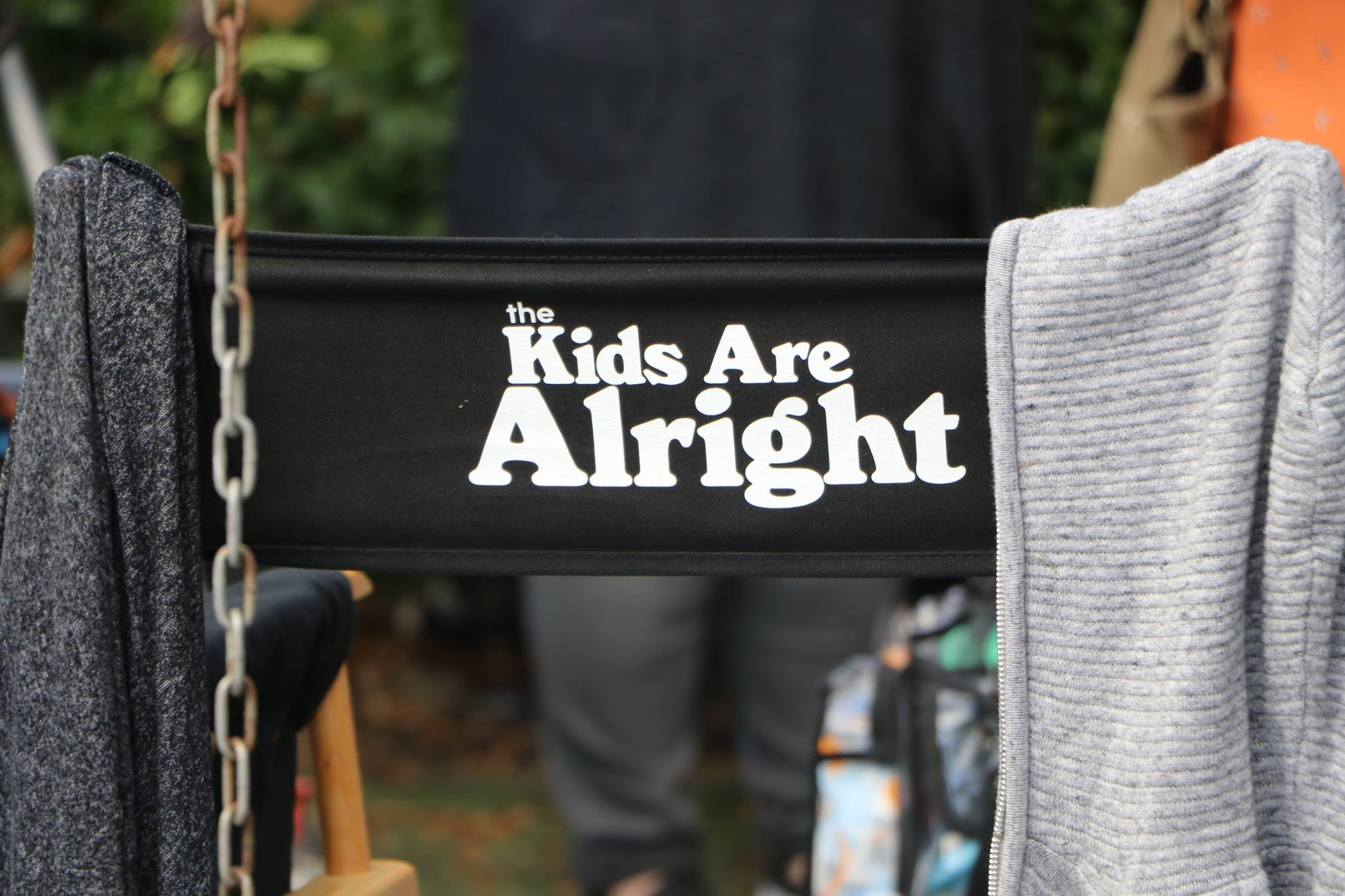 set of The Kids Are Alright
